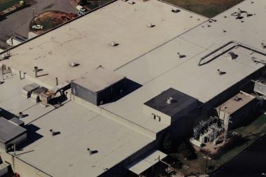 Radco Roofing Project: Nascar Team Shop, Davidson, NC