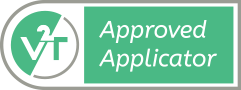 approved applicator logo