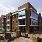 uncc residence hall