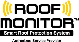 roof monitor large logo