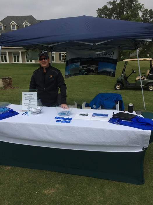 Radco Roofing charity event