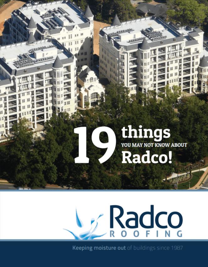 Radco 19 Things