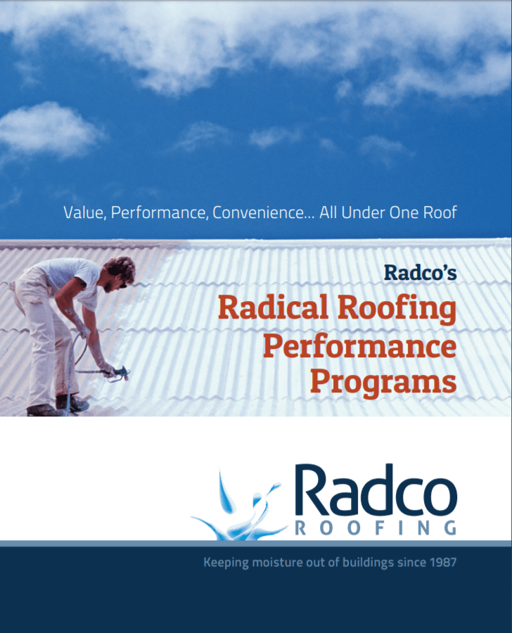 Roofing Performance Programs